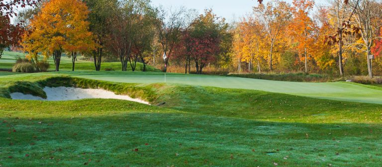 The Somers Pointe- Golf field