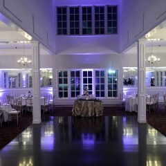 Banquet Room at The Somers Pointe & The Grille at Somers Pointe